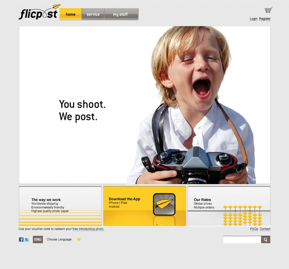 flicpost Website Solo Kojima