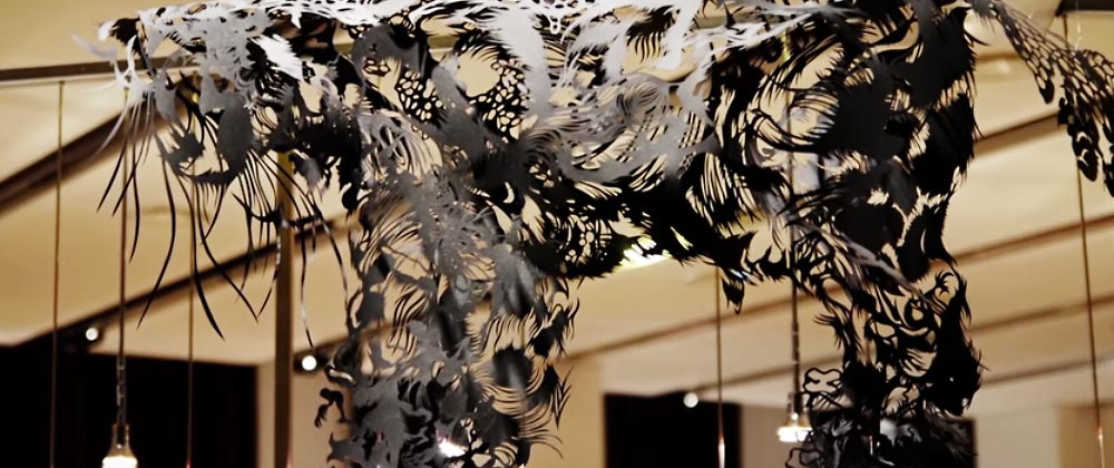 Paper Art Nahoko Kojima Sculpture, Famous Paper Artists