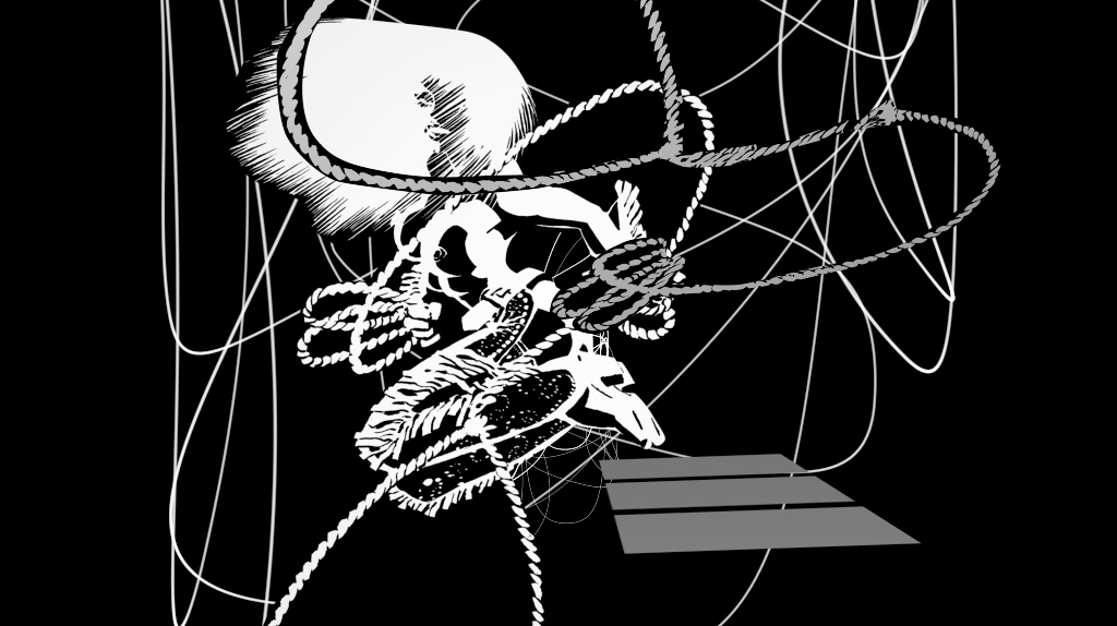 Sin City Game Digital Video Solo Kojima