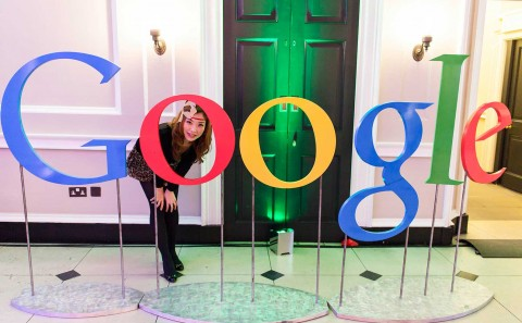 Google Somerset House Nahoko Kojima