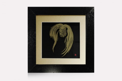 Wall Sculptures Papercut Art buy Nahoko Kojima