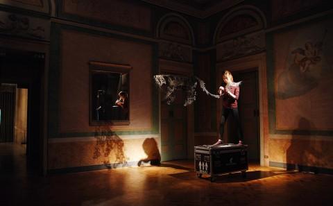 Papercut Cloud Leopard Como Arte&Arte Miniartextil