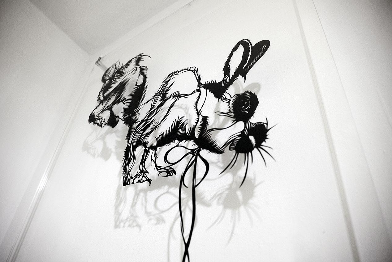 Japanese Paper Cut Art: Haru - Nahoko Kojima
