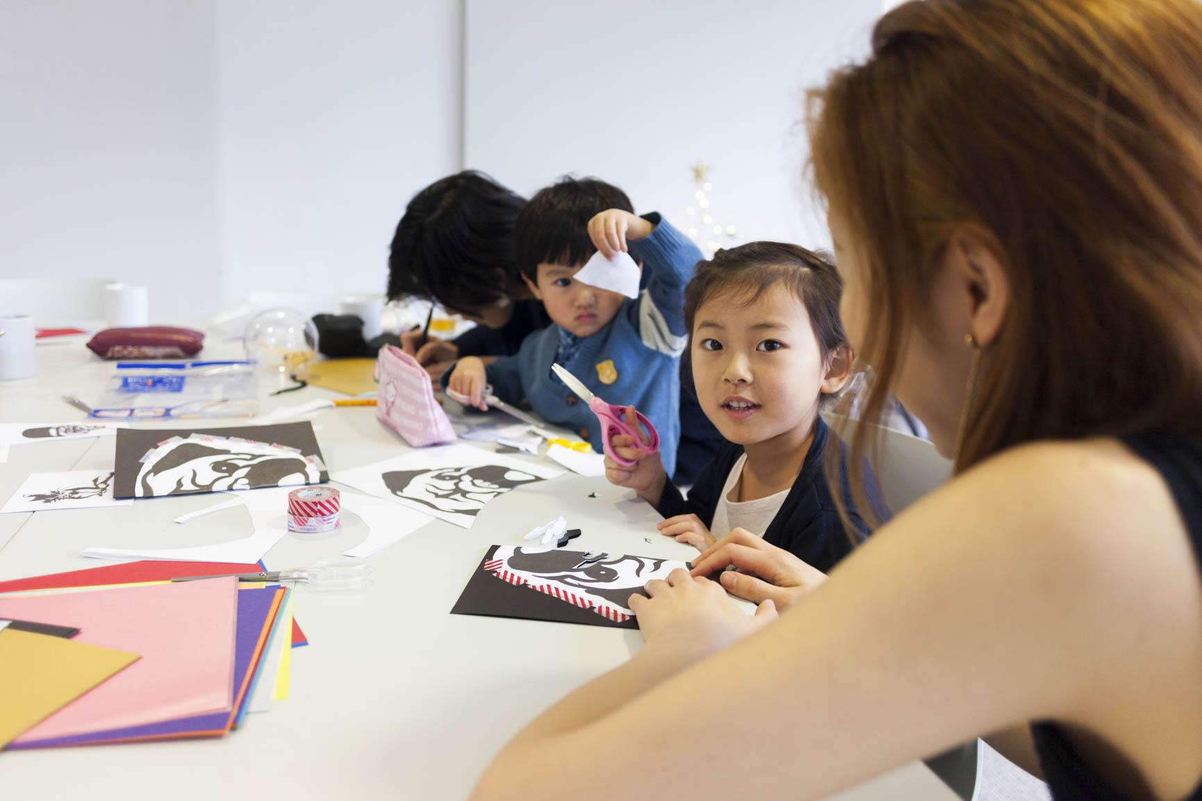Paper Cut Workshop London