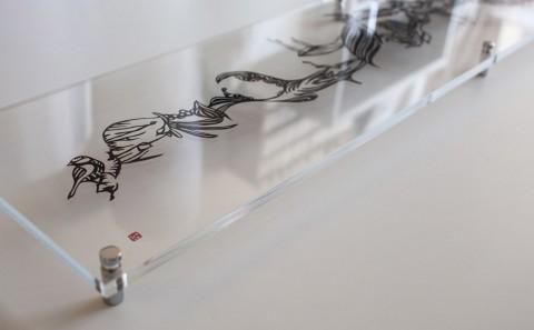 Paper Cut Art Story Bird Nahoko Kojima