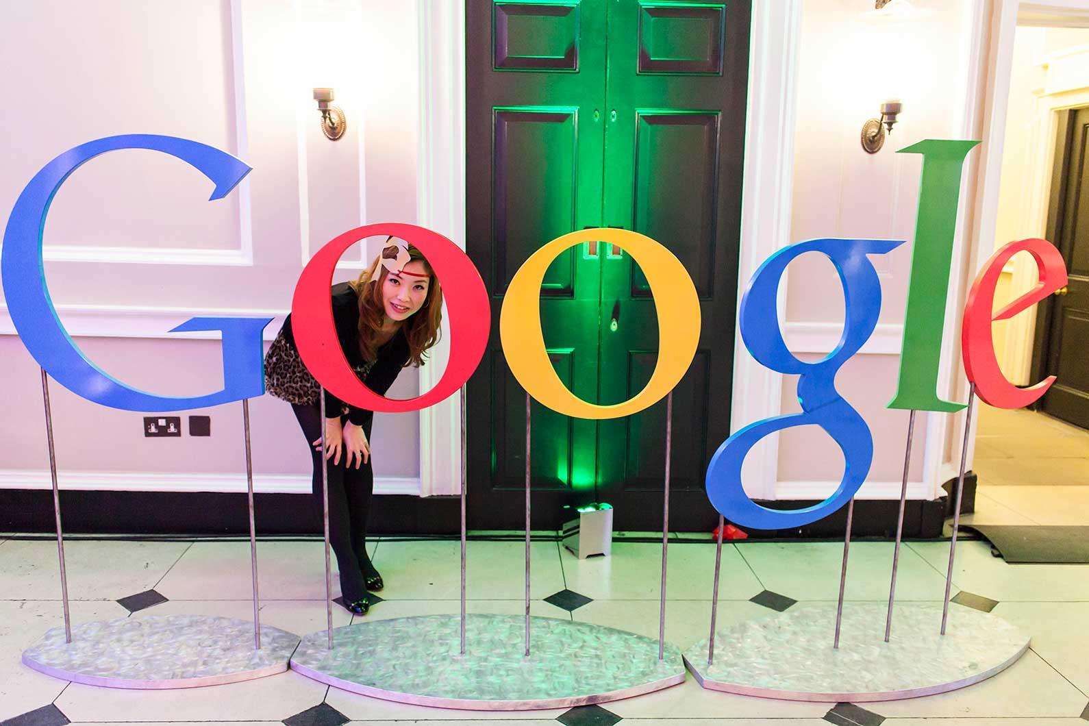 Google Somerset House Nahoko Kojima
