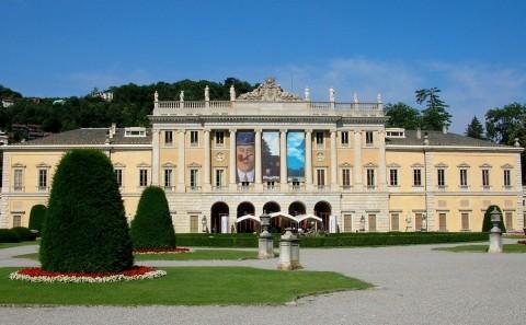 Villa Olmo, ArteArte Miniartextil 2012, Como, Italy